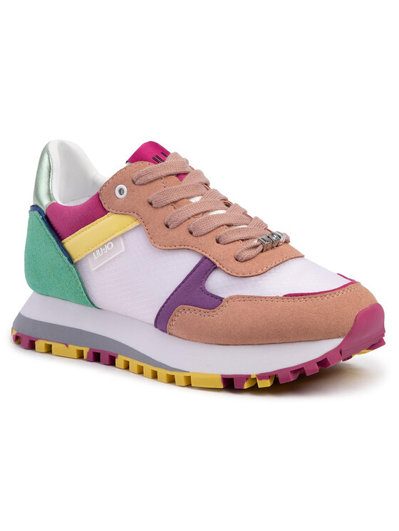 Liu Jo Liu Jo Sneakersy Wonder 2.0 BXX063 TX095 Kolorowy