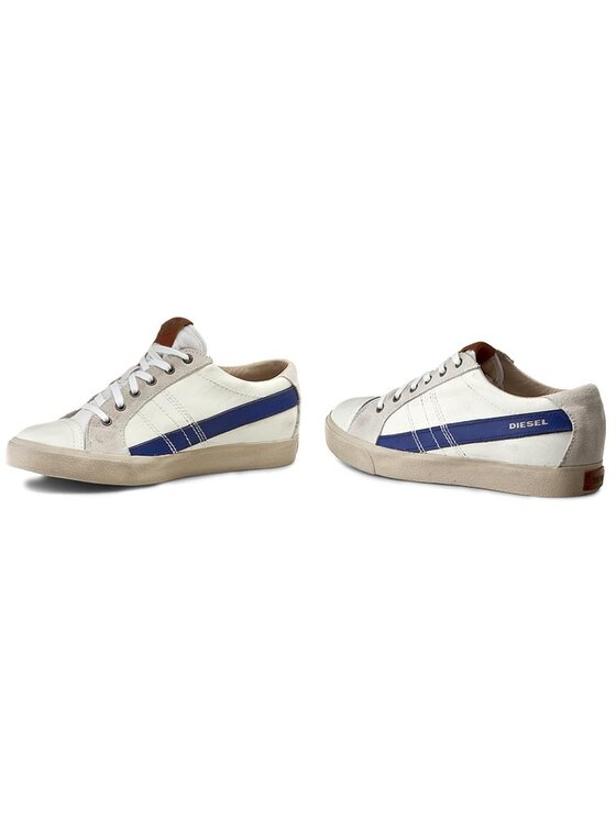 Diesel Diesel Sneakersy D-String Low Y01107 P0919 H1282 Biały