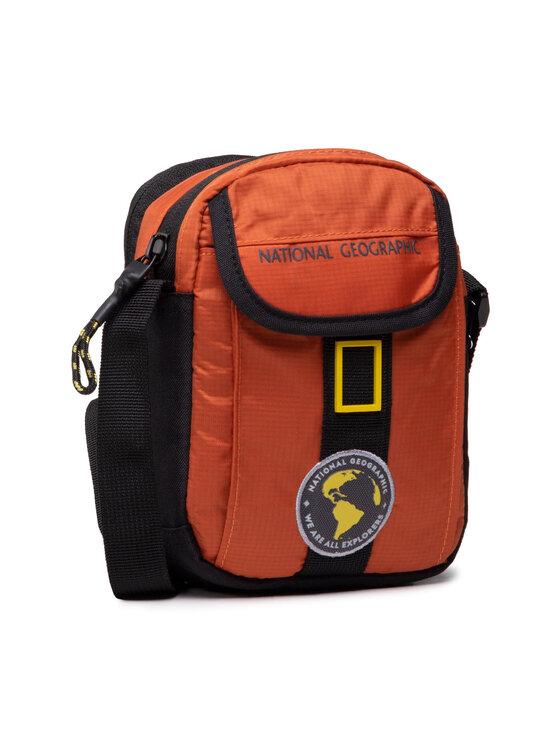 National Geographic Rankinė Utility Bag N16983.69 Oranžinė