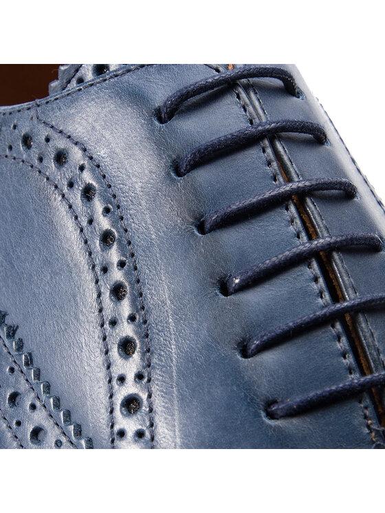 Gino Rossi Gino Rossi Félcipő Chuck MPV848-N82-ZR00-5700-0 Kék