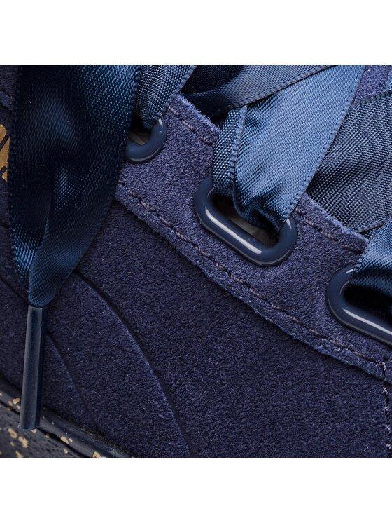 Puma Puma Sneakers Vikky Platform Ribbon 366815 03 Dunkelblau