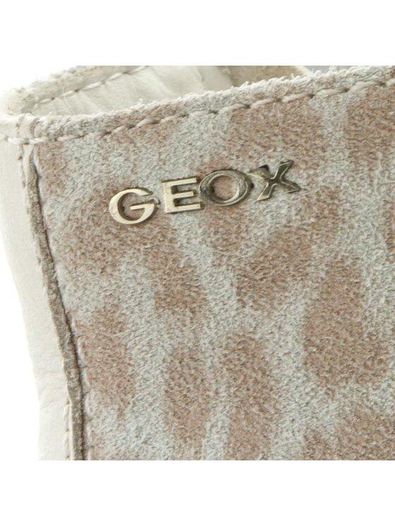 Geox Geox Sneakersy D Hidence A D4234A 0TKCL C1002 Béžová