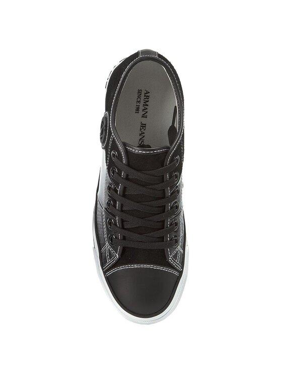 Armani Jeans Armani Jeans Polobotky C55A5 34 12 Černá
