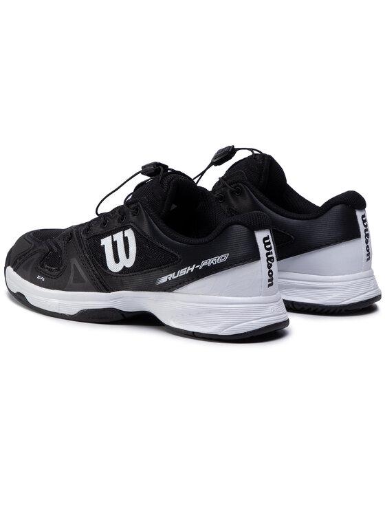 Wilson Wilson Buty Rush Pro Jr Ql WRS326230 Czarny