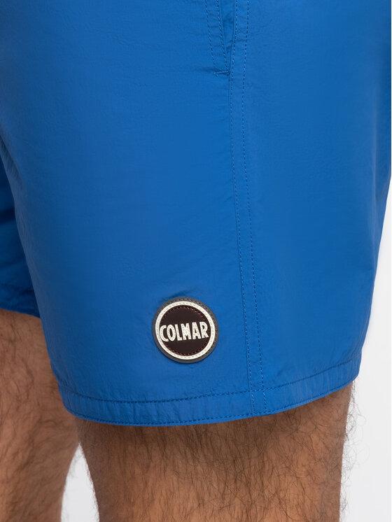 Colmar Colmar Plaukimo šortai Blank 7257 5SE Tamsiai mėlyna Regular Fit
