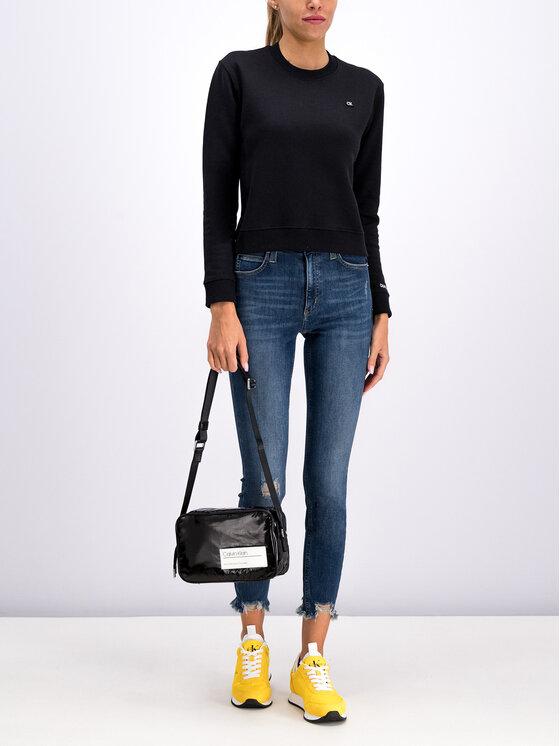 Calvin Klein Jeans Calvin Klein Jeans Bluză Boxy J20J212500 Negru Regular Fit
