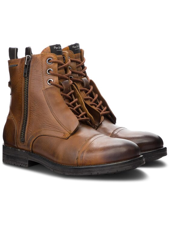 Pepe Jeans Pepe Jeans Bottes Tom Cut Boot PMS50162 Marron