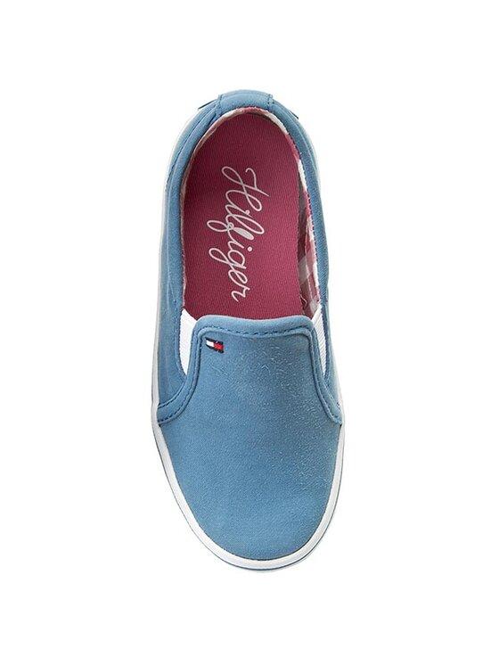 Tommy Hilfiger Tommy Hilfiger Teniszcipő Slater 8D-1 FG56821041 Kék