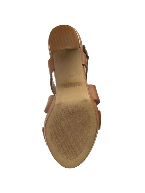 Tommy Hilfiger Tommy Hilfiger Sandále DENIM - Reese 4A EN56818682 Hnedá
