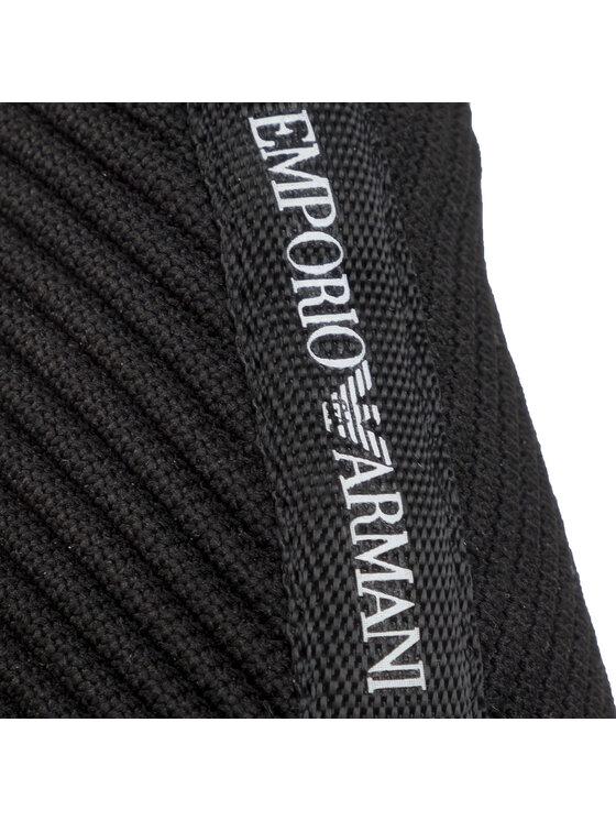 Emporio Armani Emporio Armani Sportcipő X3X092 XM079 K001 Fekete