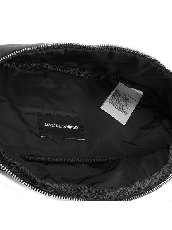 Calvin Klein Jeans Calvin Klein Jeans Saszetka nerka Satin Streetpack K40K400822 Czarny