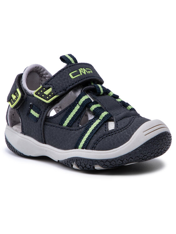 CMP Basutės Baby Naboo Hiking Sandal 30Q9552 Pilka