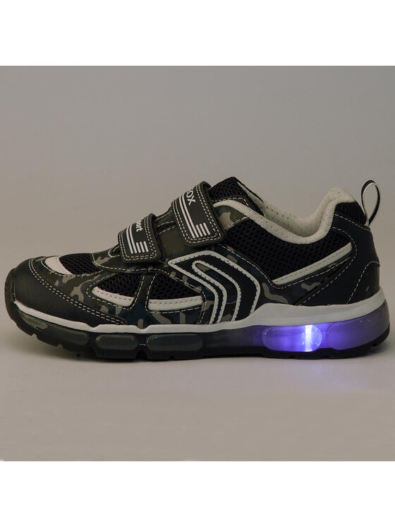 Geox Geox Sneakers J Android B. C J9244C 01454 C4211 D Bleumarin