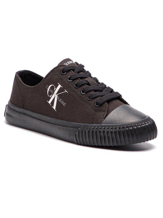 Calvin Klein Jeans Calvin Klein Jeans Кецове Ireland R7799 Черен