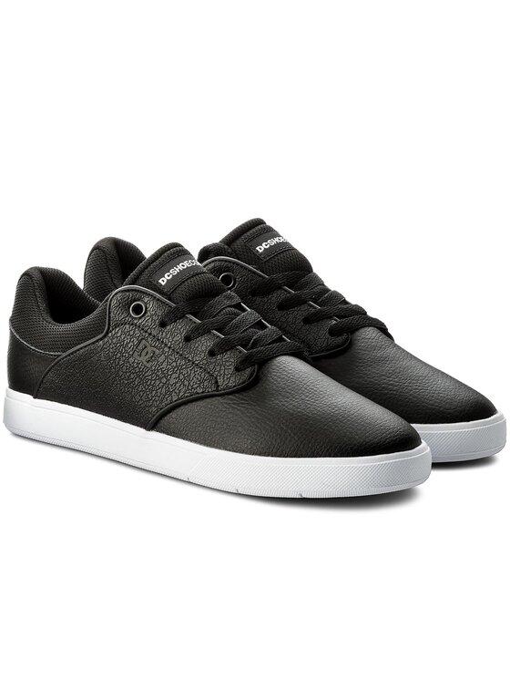 DC DC Πάνινα παπούτσια Visalia ADYS100428 Μαύρο