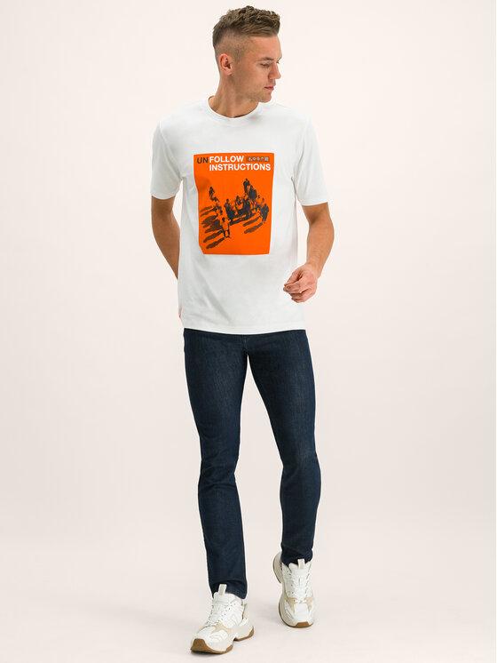 Hugo Hugo Jeansy Slim Fit 50415321 Granatowy Slim Fit
