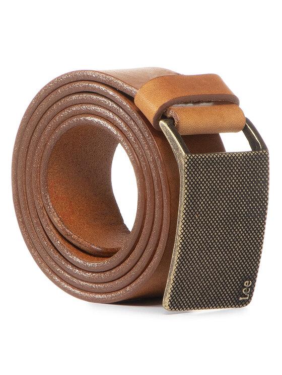 Lee Lee Férfi öv Buckle Belt LS315080 Barna
