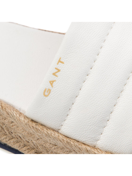 Gant Gant Espadryle Cape Coral 18561377 Biały