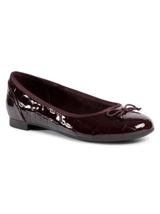 Balerini dama Clarks Couture Bloom 261514714 visinii