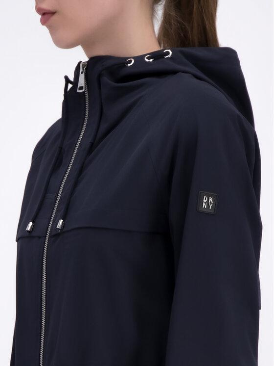DKNY DKNY Átmeneti kabát DL927859 Sötétkék Regular Fit