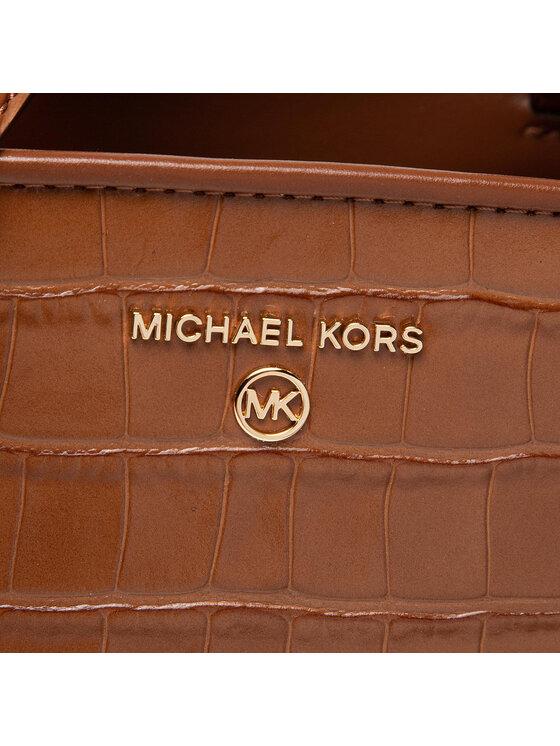 MICHAEL Michael Kors MICHAEL Michael Kors Torebka Cleo 30F1G9CS2L Brązowy