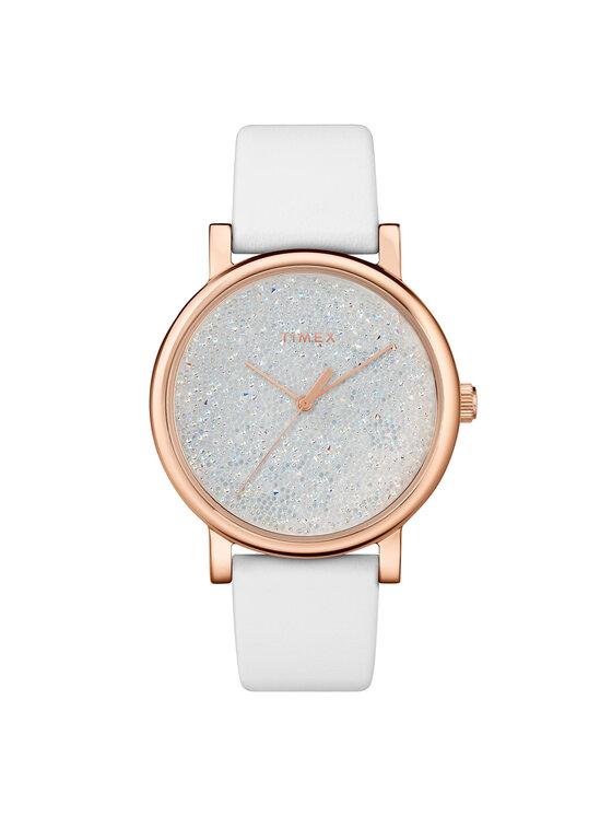 Timex Laikrodis Crystal TW2R95000 Balta