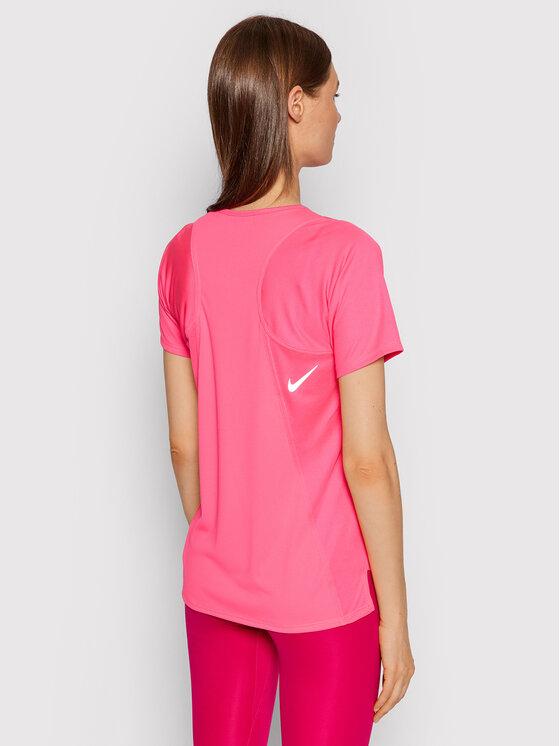 Nike Nike Tehnička majica Race DD5927 Ružičasta Regular Fit