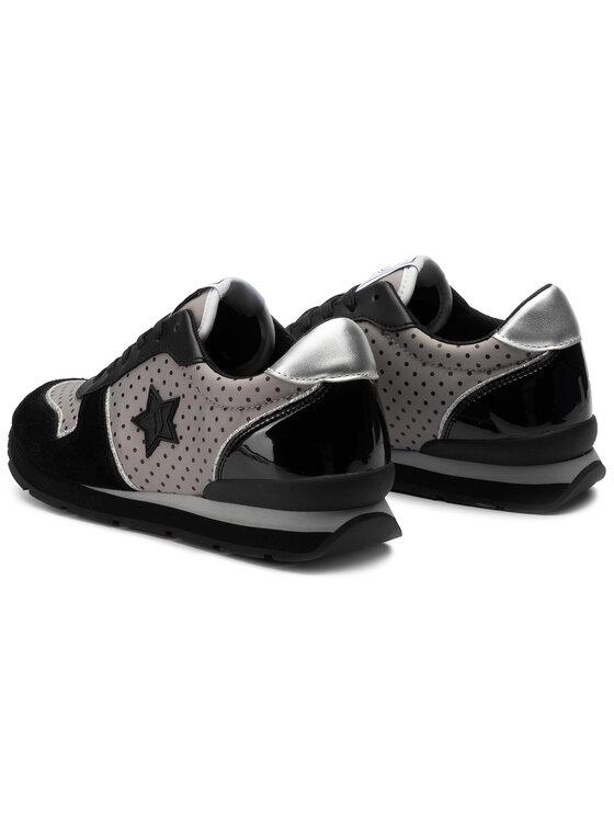 Trussardi Jeans Trussardi Jeans Sneakers 79A00435 Nero