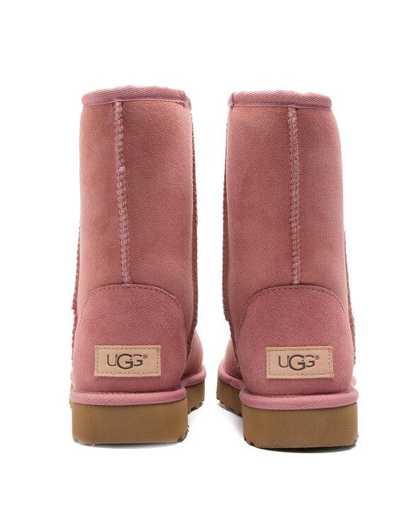 Ugg Ugg Batai W Classic Short II 1016223 Rožinė