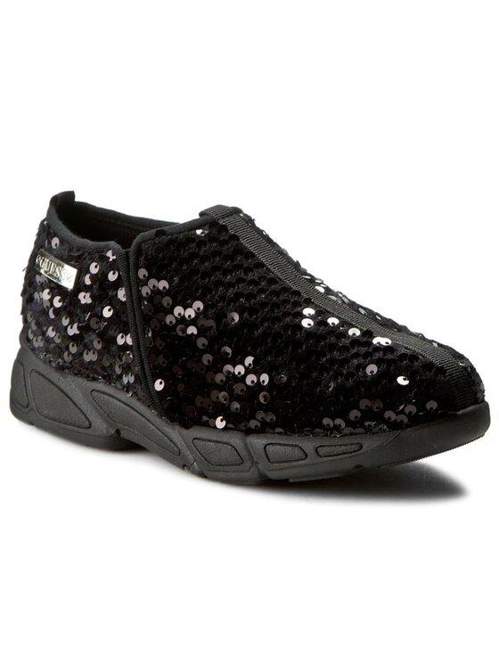 Guess Guess Sneakers Lety FLLET4 FAM12 Schwarz