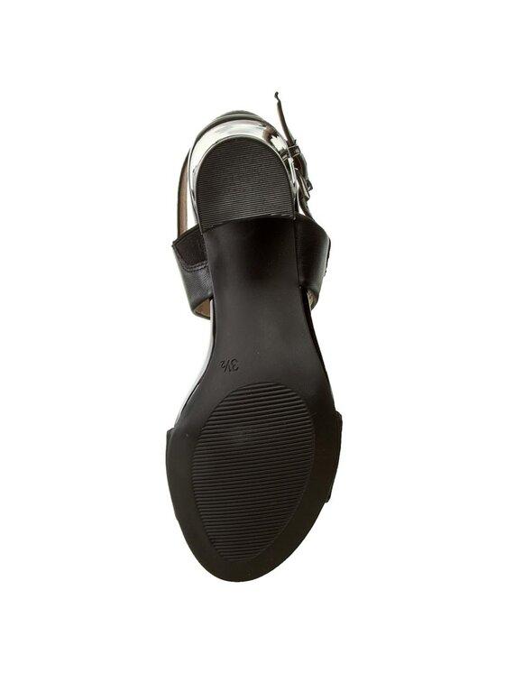 Caprice Caprice Sandály 9-28302-28 Černá
