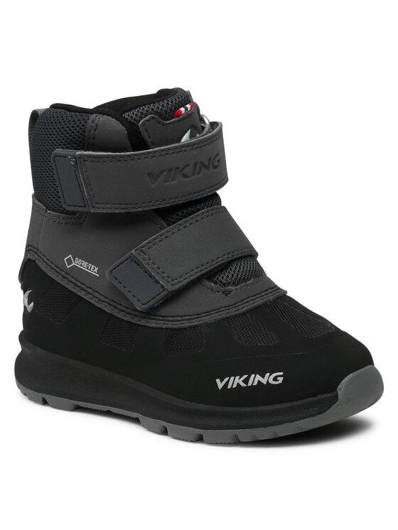 Viking Sniego batai Toby Gtx GORE-TEX 3-89300-277 Juoda