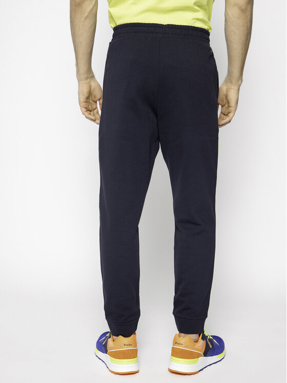 Calvin Klein Performance Calvin Klein Performance Spodnie dresowe Knit Shorts 00GMS0P695 Granatowy Regular Fit