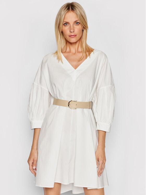 Imperial Kasdieninė suknelė ABWSBBD Balta Regular Fit