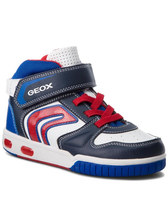 Geox Geox Сникърси J Gregg B J8447B 05414 C4211 D Тъмносин