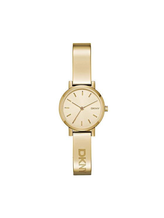 DKNY Zegarek Soho NY2307 Złoty