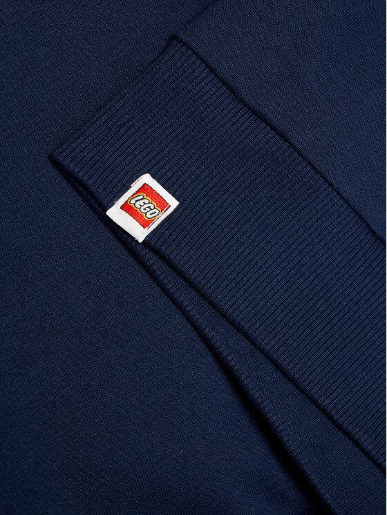 LEGO Wear LEGO Wear Bluza 12010123 Granatowy Regular Fit