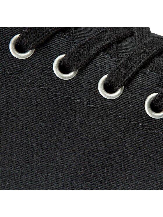 Armani Jeans Armani Jeans Tenisówki C6540 15 12 Czarny