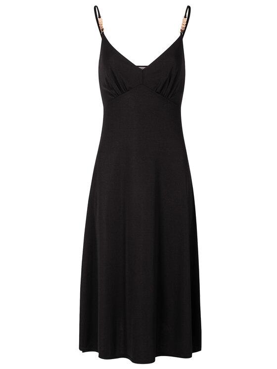 Morgan Morgan Sukienka koktajlowa 211-REGAL Czarny Regular Fit