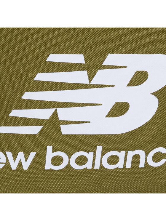 New Balance New Balance Plecak Class Backpack NTBCBPK8OV Zielony