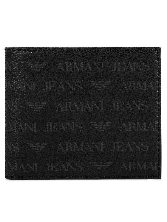 Armani Jeans Armani Jeans Mały Portfel Męski 06V73 J4 12