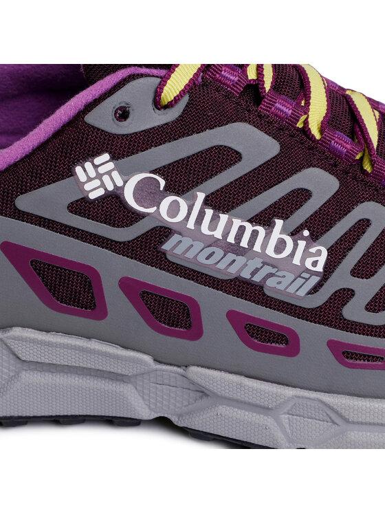 Columbia Columbia Buty Bajada III Winter BL5313 Fioletowy