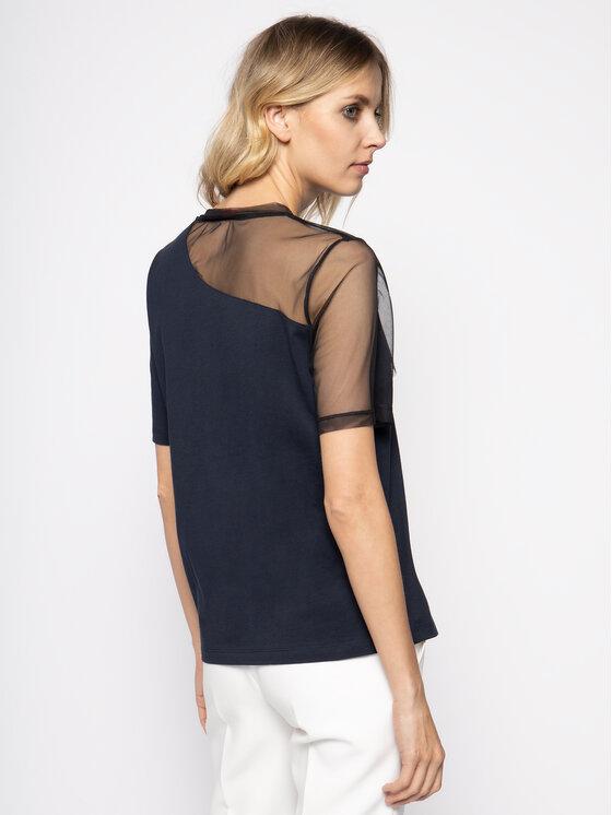 MAX&Co. MAX&Co. T-shirt Dami 69719520 Bleu marine Regular Fit