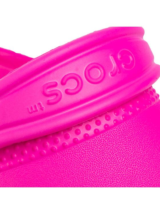 Crocs Crocs Papucs Classic 10001 Rózsaszín