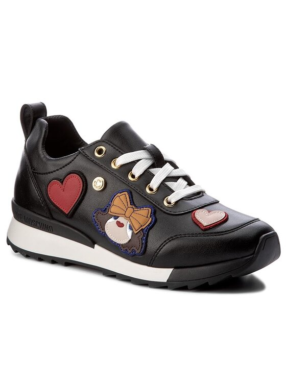 LOVE MOSCHINO LOVE MOSCHINO Sneakers JA15022G14IA0000 Negru