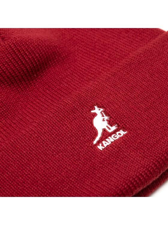Kangol Kangol Czapka Acrylic Pull-On 2978BC Czerwony