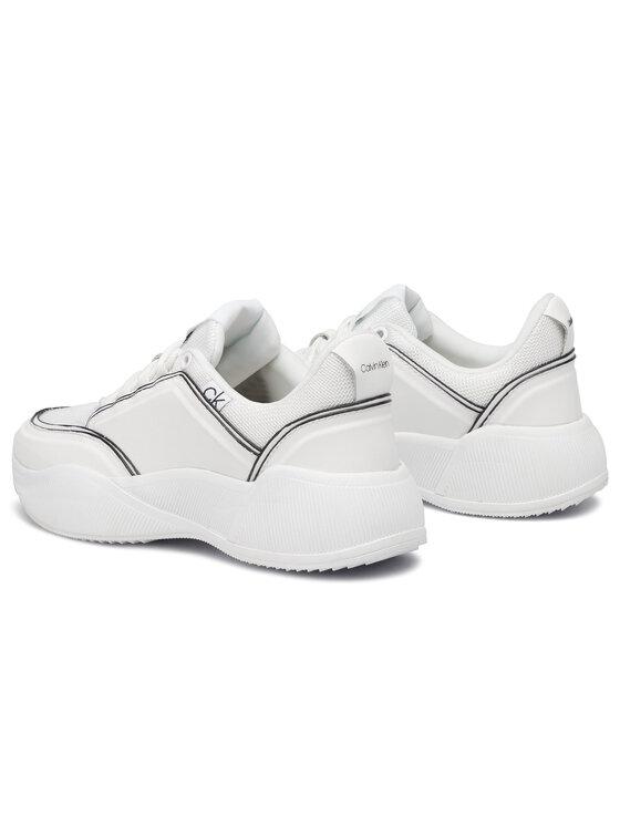 Calvin Klein Calvin Klein Αθλητικά Bradie B4E1955 Λευκό