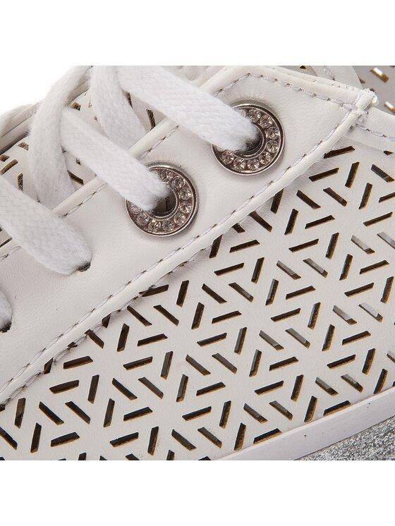 Guess Guess Laisvalaikio batai Meggie6 FLMG61 ELE12 Balta