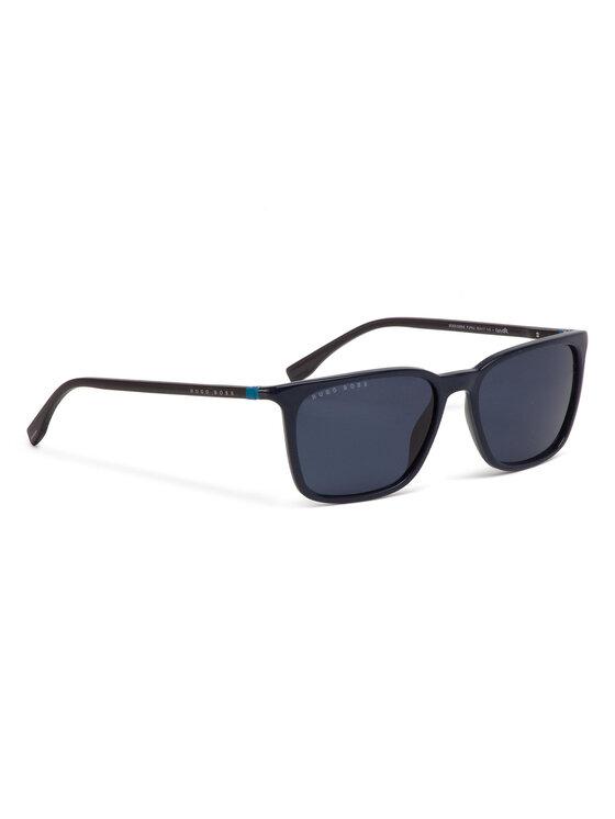 Boss Boss Okulary przeciwsłoneczne 0959/S Granatowy