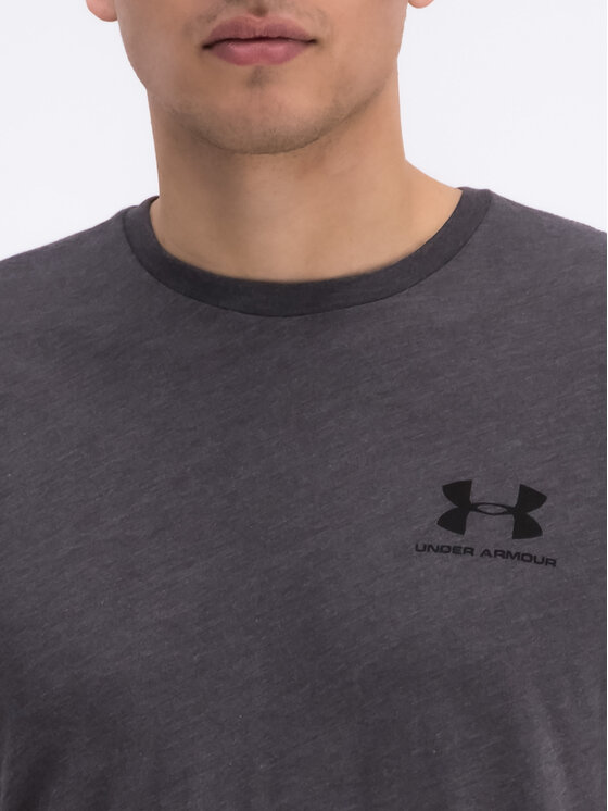 Under Armour Under Armour T-Shirt 1326799 Šedá Loose Fit